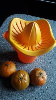 add orange juice